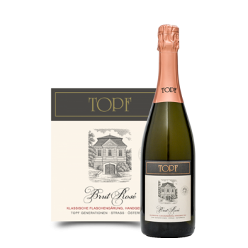 Brut Rose, H. Topf, 2013, 12.5%  75cl