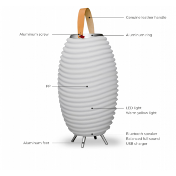 Koodu lamp, Synergy 65