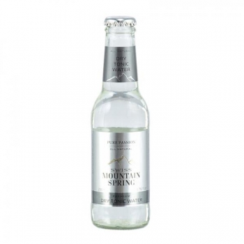 Swiss Mountain Spring Dry Tonic Water 0,2L
