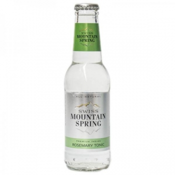 Swiss Mountain Spring Rosemary Tonic Water 0,2L