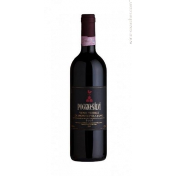 VINO NOBILE di MONTEPULCIANO DOCG, 2014 POGGIO SALVI
