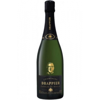 Champagne Drappier Cuvee Charles de Gaulle