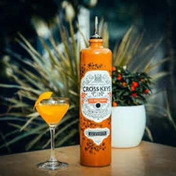 Cross Keys Buckthorn Gin