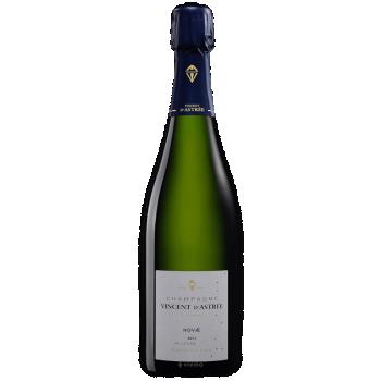Champagne Vincent d'Astrée Novae Millésime 2009