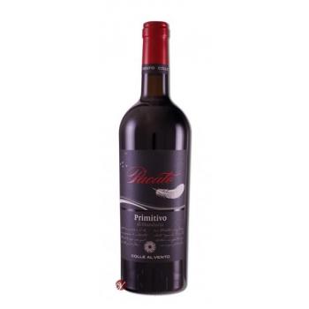 Alibrianza Primitivo di Manduria Colle Vento DOC 75cl 14,5%