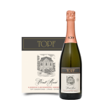 Brut Rose, H. Topf, 12.5%  75cl