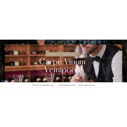 Carpe Vinumi veinikool alustab jälle!