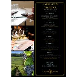 Carpe Vinumi Veinikool alustab!