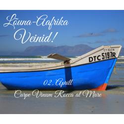 Carpe Vinum Rocca al Mare Veinipoes Lõuna Aafrika päev 2.aprill