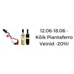"""12.06-18.06 - """"Kõik Piantaferro Veinid -20%!"""""""