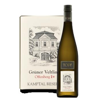 Grüner Veltliner  Offenberg, H. Topf 75cl  13.5%