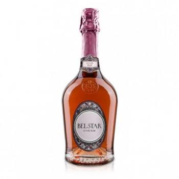 BelStar Cuvee Rose Sparkling extra dry