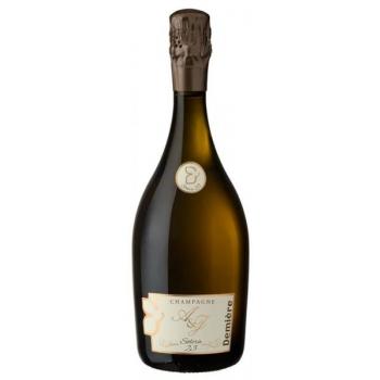 Champagne Demière Solera 23 Brut, 100% Meunier
