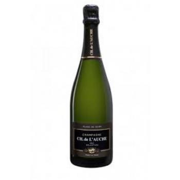 Brut Sélection Blanc de Noirs, Champagne de L´Auche 37,5 cl