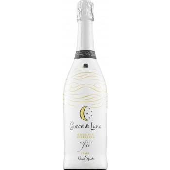 "NON-ALCOHOLIC organic sparkling grape juice ""GOCCE DI LUNA"""