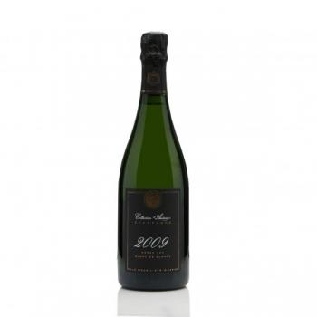 André Robert Collection d'Auteur 2009 Blanc de Blancs Champagne Grand Cru 'Le Mesnil-sur-Oger'