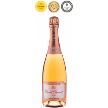 Daniel Dumont Brut Rosé Champagne